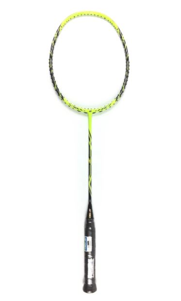 Yonex Badminton Racket NR Z Speed Frame Lime.JPG