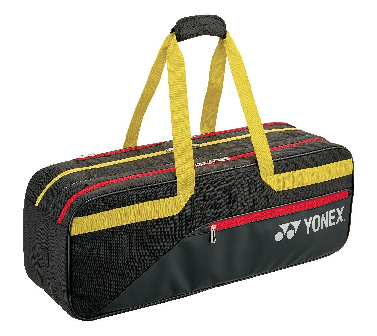 Yonex Bag 82031BEX Black Yellow.jpg